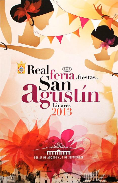 Linares ya tiene cartel para su Feria de San Agustín 2013 | Linares Novena Provincia | Scoop.it