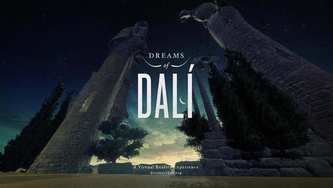 Go Inside the Work of Salvador Dali With Surreal New Virtual Reality Experience | Co.Create | Public Relations & Social Media Insight | Scoop.it