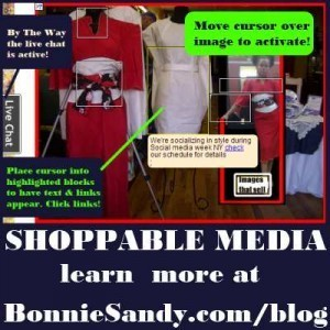 Social Commerce - Sample of Shoppable Media- Image | Fashion Technology Designers & Startups | Scoop.it