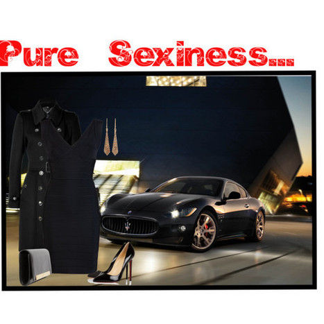Pure Sexiness... | Fashionista 4ever | Scoop.it