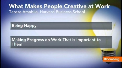 What Inspires Creativity in the Workplace? | Experience Required™ | Scoop.it
