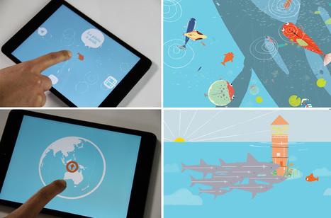 L'interactif dans le viseur : Qui produit Quoi en 2015 | Narration transmedia et Education | Scoop.it