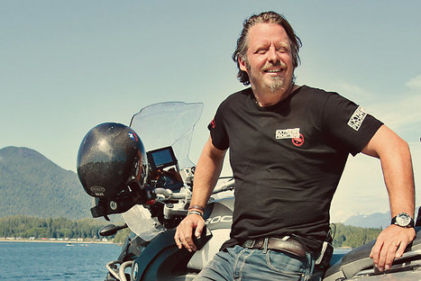 BikeEXIF | Interview: Charley Boorman | Ductalk Ducati News | Scoop.it