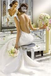 Wedding Dresses and Wedding Gowns - Wedding Dress Section | a la mode | Scoop.it