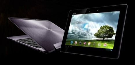 Asus rebrands tablets to Transformer Pad series, launches Infinity ... - MobileSyrup.com | world of technology | Scoop.it