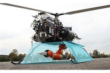 Évolution : les drones volants s'équipent de bras robotiques | 694028 | Scoop.it