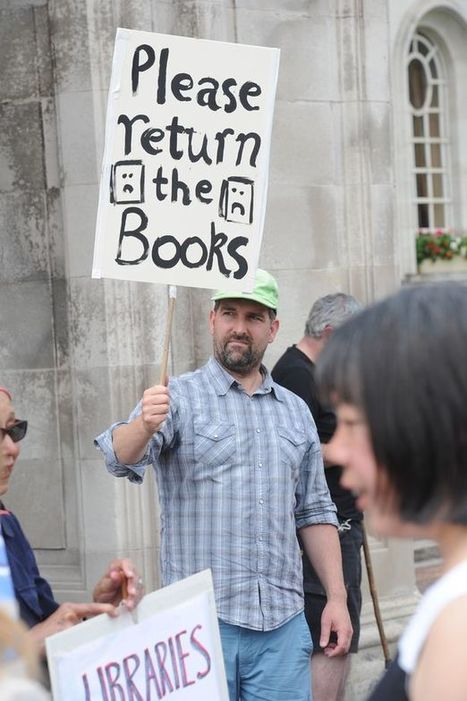 Roath library campaigners ask again for the building to be saved | Librarysoul | Scoop.it