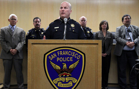San Francisco police reaching out to LGBT community with safe havens - San Francisco Examiner   LGBT Times   Scoop.it