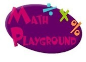 Math Playground - Hundreds of Math Games & Instructional Videos @rmbyrne | Professional Learning for Busy Educators | Scoop.it