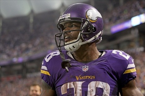 Despite Injuries, Adrian Peterson Is A Monster Again This Year - The Viking Age | J585 Team Calvert | Scoop.it