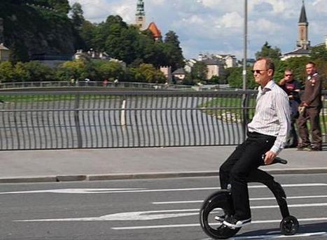 Inno-productos: Bicicleta eléctrica para el futuro   InnovAdores   Scoop.it