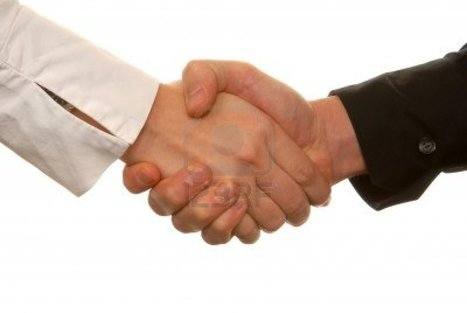 The Etiquette Of The Handshake - It's Not For Men Only - NewsReleaseWire.com (press release) | Career Success Tips for Women | Scoop.it