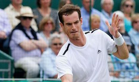 Andy Murray begins Wimbledon defence with first round tie against ...   TENNIS 2014   Scoop.it