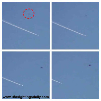 UFO SIGHTINGS DAILY: UFO Over Denver - UFO flys past ... | what is better out there | Scoop.it
