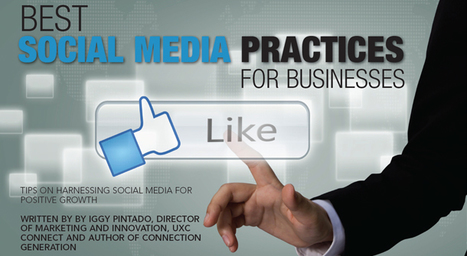 Best Social Media Practices for Businesses | Social Media Notes | Scoop.it