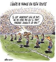 Derrière le foot ... la France championne du self-bashing | itsgoodtobeback | IGTBB | Scoop.it