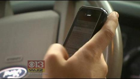 Study: People Are Checking Email & Surfing Internet While Driving - CBS Local | Bodyboarding UK | Scoop.it