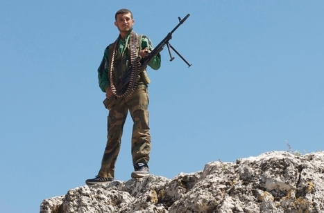 US-backed Syrian rebel group on verge of collapse | Upsetment | Scoop.it