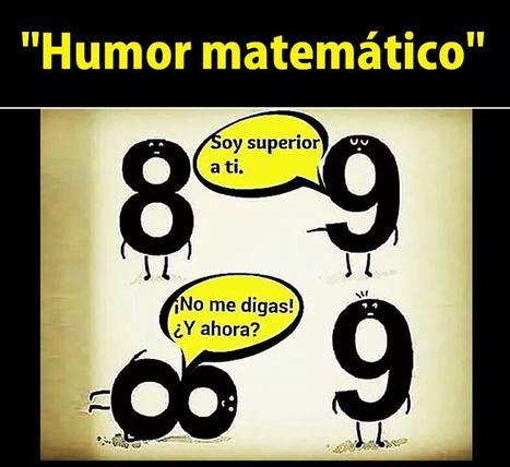 Humor matemático | El diario de Alvaretto | Scoop.it