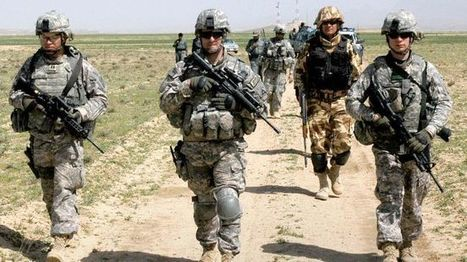 US mercenary  deaths in Afghanistan at 2,200 | Yankee go to your  home - stop to kill native ppl! | Unthinking respect for authority is the greatest enemy of truth. | Scoop.it