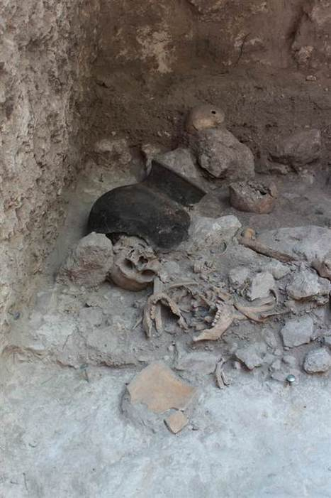 Ancient Maya grave yields dozens of mutilated bodies | geography | Scoop.it