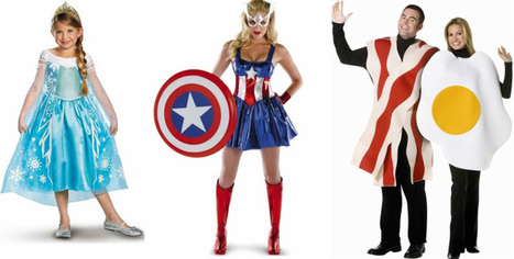 Buy Halloween Costumes for the Entire Family at Discount Using Promo Codes | Real Coupons, Real Savings! | Scoop.it
