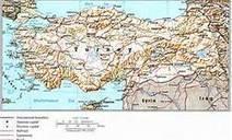 carte turquie - Bing Images | Turquie | Scoop.it
