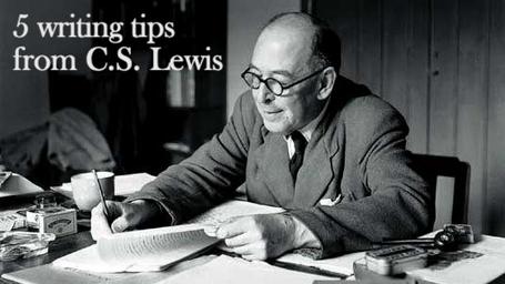 The Wardrobe Door: 5 writing tips from C.S. Lewis | Creative Productivity | Scoop.it