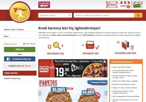 M&A: Delivery Hero > Yemeksepeti   Digital M&A News Clipping (Fokus Deutschland)   Scoop.it