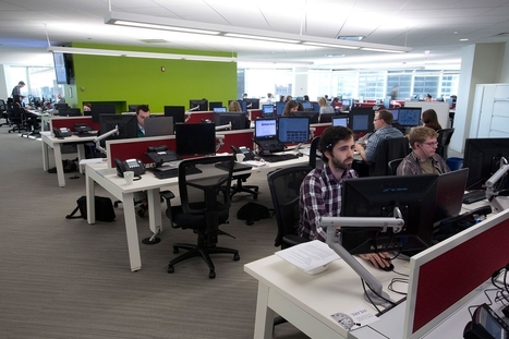 Chicago's coolest offices: Mintel Group | Real Estate Plus+ Daily News | Scoop.it