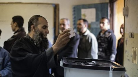 Violence as polls close in Egypt constitution vote, Wafd party in Cairo was targeted with petrol bombs | Might be News? | Scoop.it