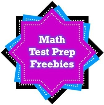 HoJos Teaching Adventures: Math Test Prep Products, Ideas, and FREEBIES! | common core practitioner | Scoop.it