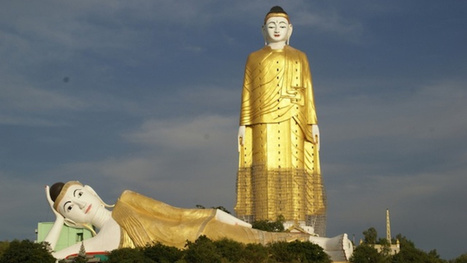 These Mega-Sculptures Are the Biggest in the World | Strange days indeed... | Scoop.it
