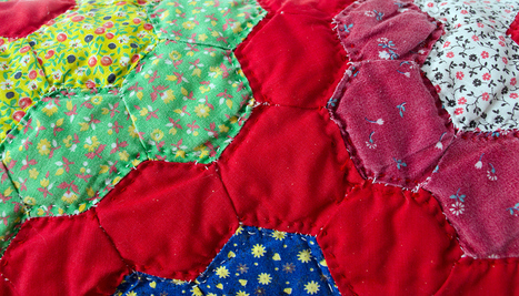 """Virtual Team Innovation: Are you a """"quilter"""" or a """"weaver""""? 5 tips 