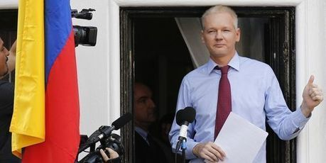 Assange s'inquiète de la situation de Snowden | Geeks | Scoop.it