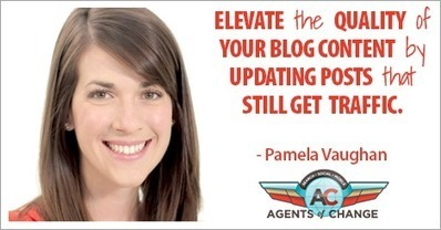How to Spin Old Blog Posts Into Lead Generation Gold   SEO 101 for Marketers   Scoop.it