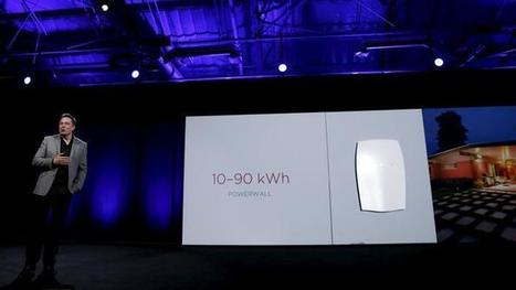 "Tesla Powerwall, la batteria elettrica da casa | L'impresa ""mobile"" 