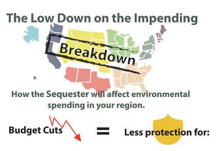 The Low-Down on How Sequestration Would Impact Environmental Health | EcoWatch | Scoop.it