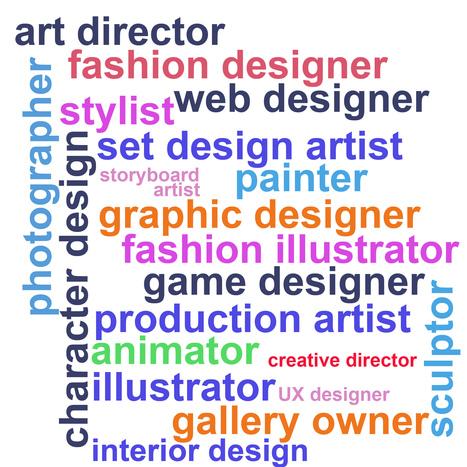 Top 10 Creative Freelance Careers   Creative Careers   Scoop.it