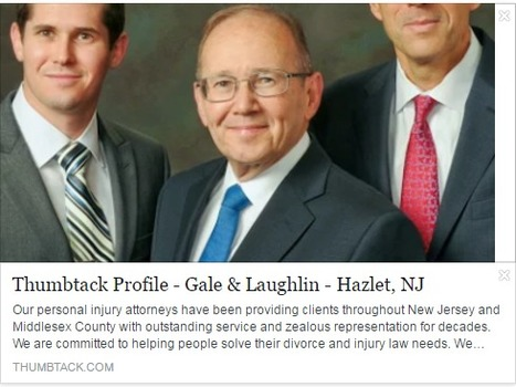 User:GaleLaughlin89 | Gale & Laughlin NJ | Scoop.it