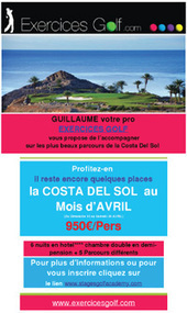 Stages de golf en Espagne | Fou de Golf | Fou de Golf | Scoop.it