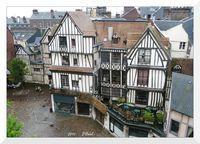 Le Blog de Rouen, photo et vidéo: Plongée en terrasse   MaisonNet   Scoop.it