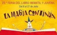 18 y 19 de julio: Jornadas para Docentes y Mediadores de Lectura   23.ª Feria del Libro Infantil y Juvenil  2013   Enseñanza de lenguas: Español, Inglés, Frances   Scoop.it