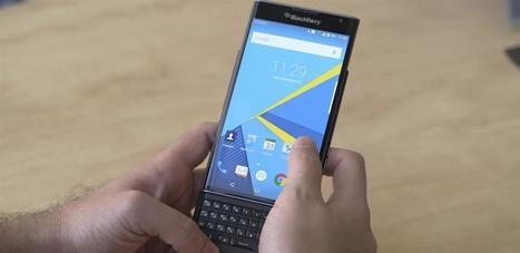 Déficitaire, BlackBerry ne concevra plus de smartphones | Smartphones et réseaux sociaux | Scoop.it
