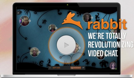 Rabbit - Video Chat | Technology Resources for K-12 Education | Scoop.it