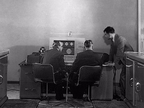Ecoutez le plus vieil enregistrement de musique jouée par ordinateur   Culture numérique   Scoop.it