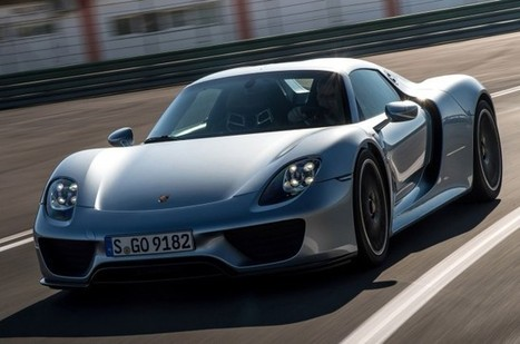 Porsche 918 Spyder Review   Autocar   Best Motors Video   Scoop.it