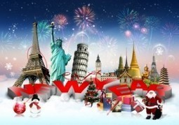Comment on MoreVisas Wishes Happy New Year by Happy New Year from ItsMuchMore.com | ItsMuchMore | Immigration Visa | Scoop.it