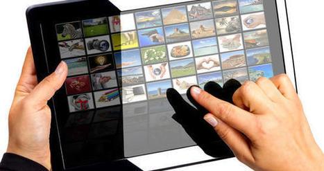 Après les Boutiques en Ligne, les Centres Commerciaux sur iPad   WebZine E-Commerce &  E-Marketing - Alexandre Kuhn   Scoop.it