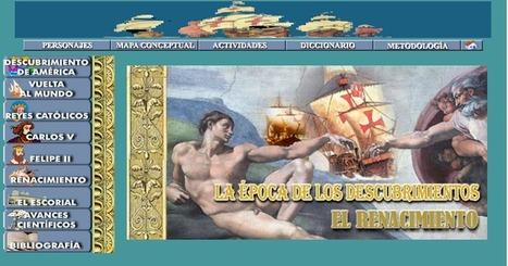 La época de los descubrimientos.  El Renacimiento | Enseñar Geografía e Historia en Secundaria | Scoop.it